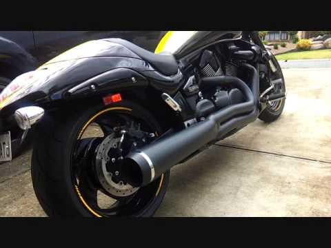 Suzuki Boulevard Mhow To Install Cobra Swept Exhaust