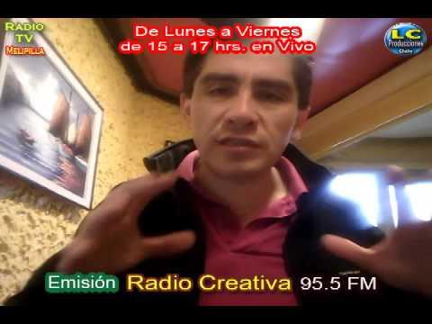 Lalo Catalan, El Gran Musical Ranchero 24 Mayo 2016, Radio Creativa Capitulo 2   24 mayo 2016