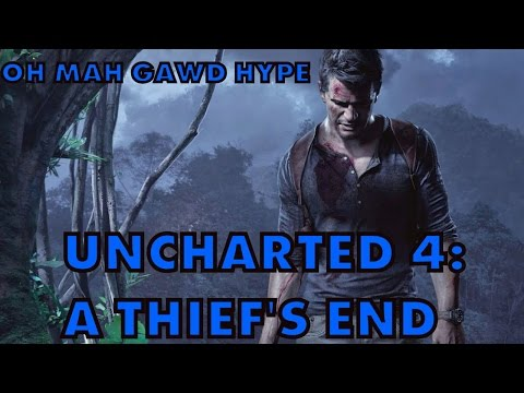 UNCHARTED 4 OH MAH GAWD HYPE! - Drake's Job Isn't Worth It