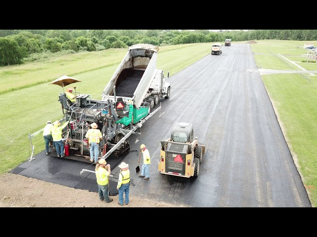 Hawk Field runway update 6/17/2019 part 3