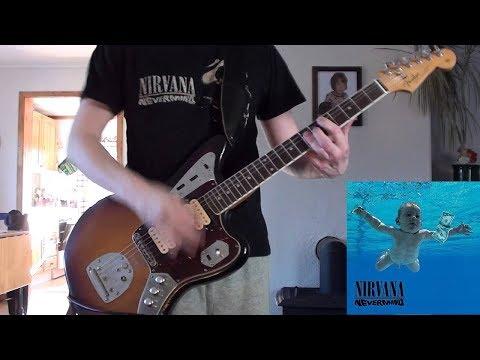 Nirvana - Territorial Pissings (Guitar Cover)