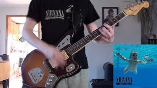 Nirvana - Territorial Pissings (Guitar Cover)