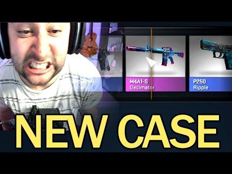 NEW Spectrum Case! 26 CASES OPENING CSGO - NEW KNIVES