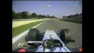 F1 Monza 2005 Kimi Raikkonen McLaren Mercedes MP4/20