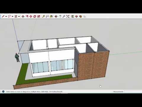 EPISODE DESAIN 01 Rumah Minimalis di Lahan Kavling 6x12 meter