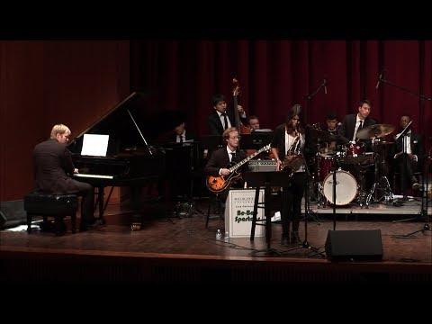 MSU Jazz Orchestra I featuring MSUFCU Jazz Artist in Residence Melissa Aldana | 10.5.2018