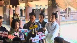 Phim | Đoàn phim Tú Lệ Giang Sơn gặp gỡ giới truyền thông ở Tượng Sơn | Doan phim Tu Le Giang Son gap go gioi truyen thong o Tuong Son