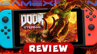 DOOM Eternal - REVIEW (Nintendo Switch) (Video Game Video Review)