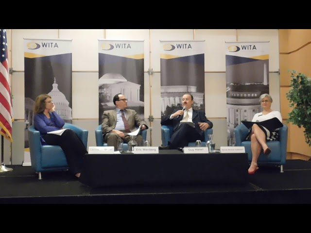 6/13/19: Panel Discussion on Impacts of the Trade War- Part 1