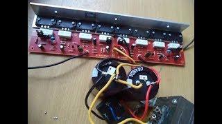 Merakit power amplifier 600 watt. Gampang ! siapa aja juga bisa..
