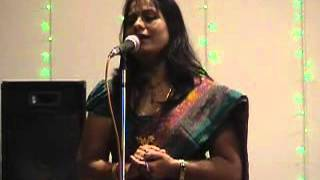 DR. ANU SAPAN  Kaviyatri from Hindi Gazal , shringar ras