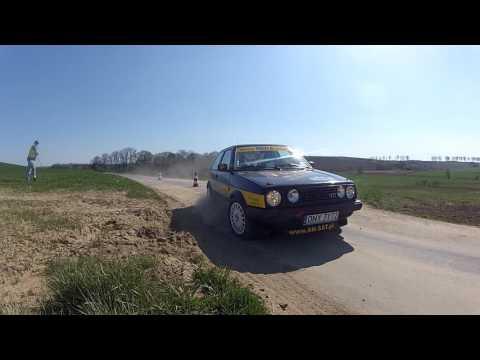 KJS Baborów 2017 | II Runda KRO | Krzysztof Zawora / Marcin Jakubowski - VW Golf
