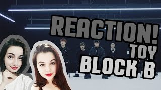 "Video [ENGSUB] BLUBBS Reaction: BLOCK B ""TOY"" PT-BR download MP3, 3GP, MP4, WEBM, AVI, FLV Juli 2018"