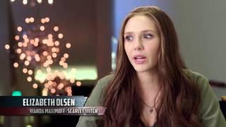Первый мститель 3: Противостояние  интервью с актерами / Captain America: Civil war interviews