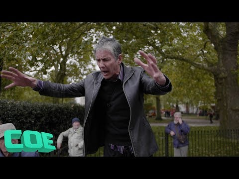 """As Interesting As Eastenders"" - An Analysis of Speakers Corner 