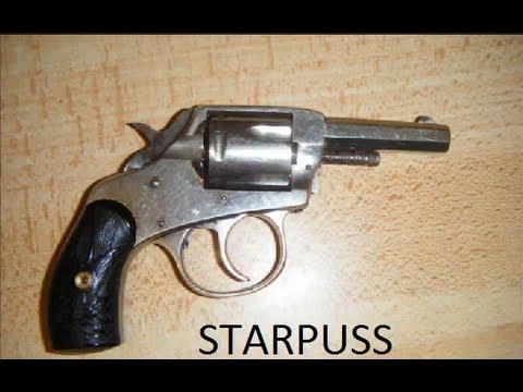 Antique Iver Johnson American Bulldog Revolver Pistol 32rf 32