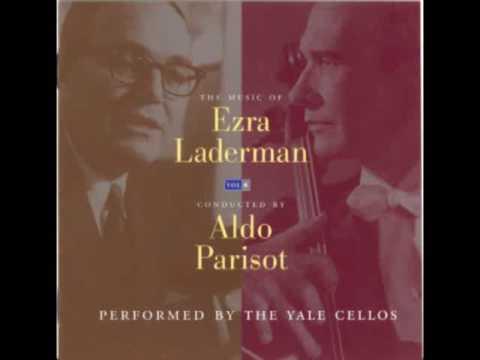 EZRA LADERMAN: