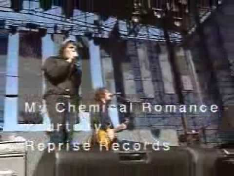 My Chemical Romance - To The End Live