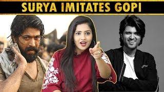 Yash Is my Crush , But Vijay Devarkonda …? | Kalyana Veedu Serial Actress Spoorthy Interview | TOC