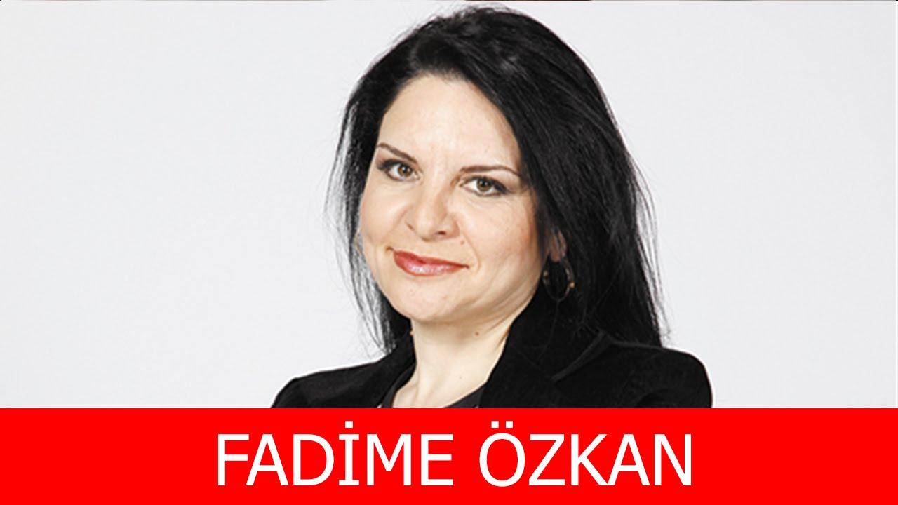 gazeteci Fadime Özkan ile ilgili görsel sonucu