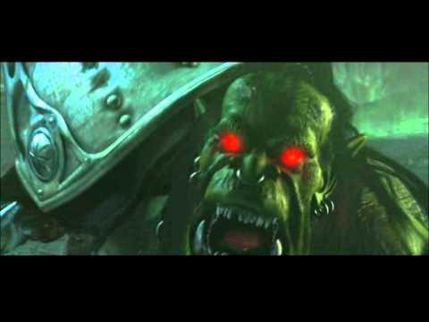 История Warcraft Возвращение пылающего легиона.wmv