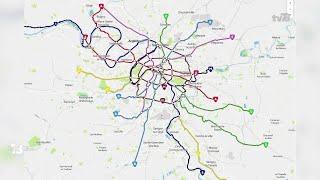 Yvelines | Les cinq premiers axes du RER vélo ont été révélés