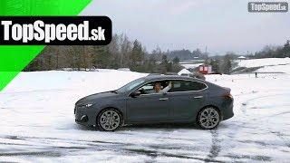 Hyundai i30 Fastback vie šmyky s elektronickou ručnou - Maroš ČABÁK TopSpeed.sk