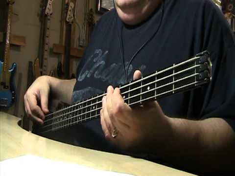 Train 50 Ways To Say Goode Bass  with Notes & Tab