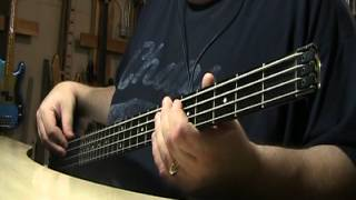 Train 50 Ways To Say Goodbye Bass Cover with Notes & Tab
