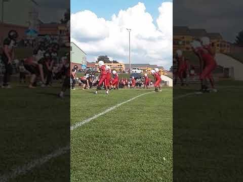Statesville middle school football