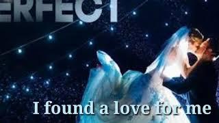 Ed sheeran -perfect lyrics videos