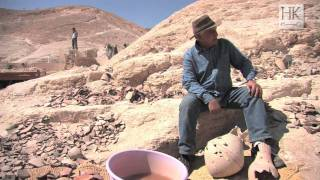 Dr Hawass in the Valley of the Kings: KV64 is going to be discovered! (Part 1 of 2)