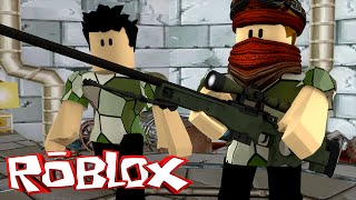 Roblox - O MELHOR SNIPER DO MUNDO !! ( Roblox  Phantom Forces)