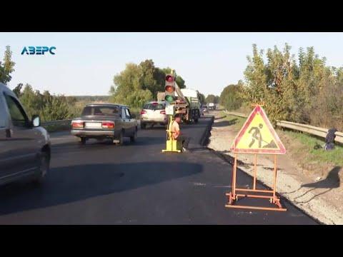 ТРК Аверс: «Велике будівництво» - ще більші затори: як ремонтують дорогу під Луцьком