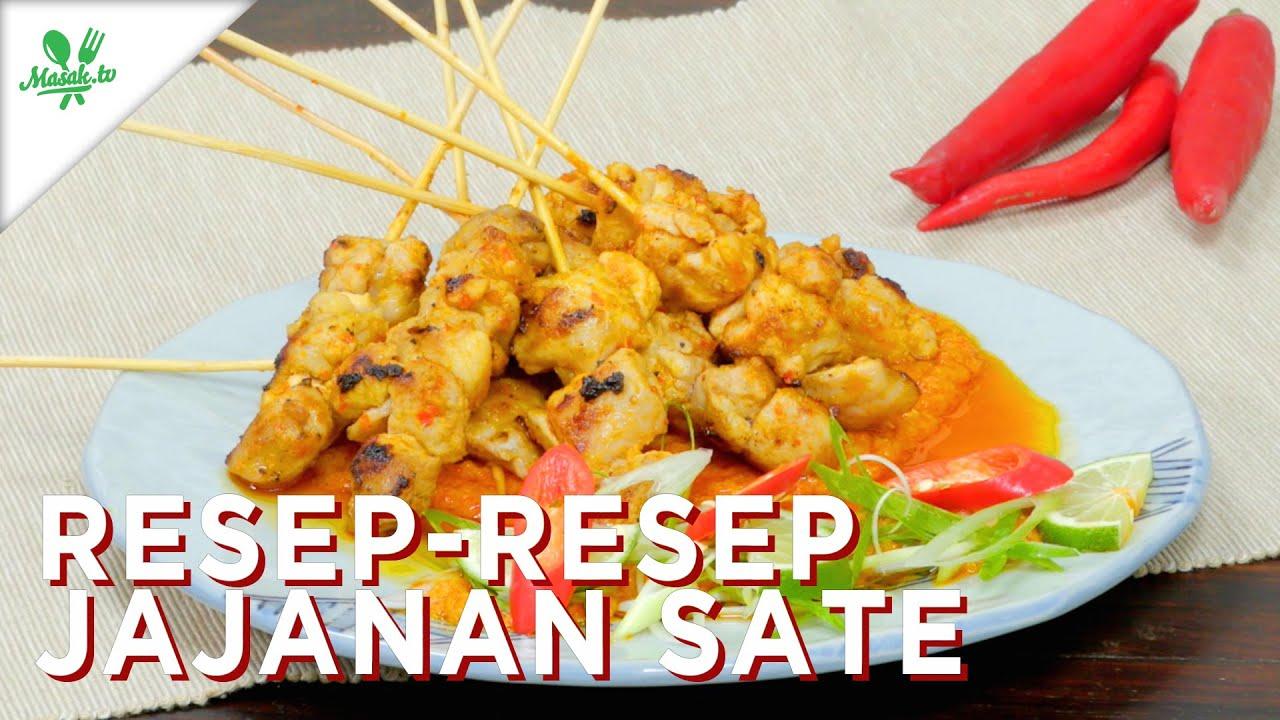 Resep-Resep Jajanan Sate