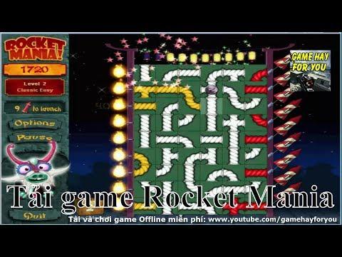 Play game Rocket Mania Deluxe on PC - Tải và chơi game Bắn tên lửa trên máy tính
