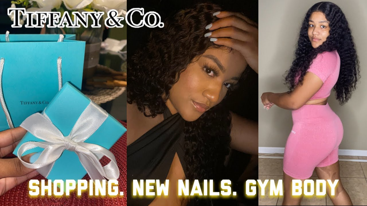 WEEKEND VLOG: SHOPPING AT TIFFANYS, BACK IN THE GYM, WORST NAIL TECH EVER! ft. Dossier | Gypsi