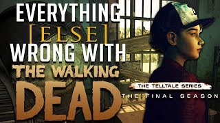 Everything Else Wrong With The Walking Dead: The Final Season
