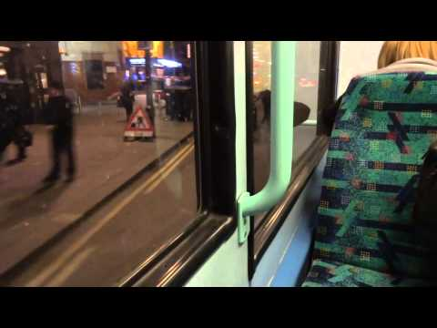 London United Dennis Transbus Trident Alexander ALX400 TLA30 (SN53KJO) Route 94 Bus Ride HD