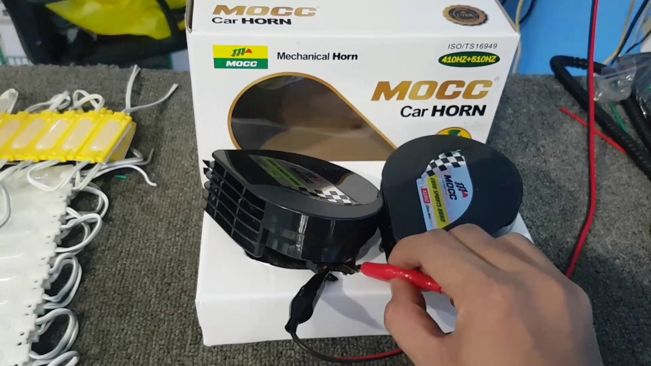 Mocc horn motorcycle car youtube mocc horn motorcycle car swarovskicordoba Image collections