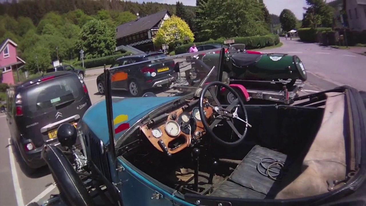 ktm x-bow & 3 old morgan three-wheelers - youtube