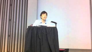 Gary Francione at JAINA 2011 part 1