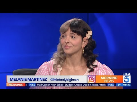 Melanie Martinez on Her New Worldwide Film & Album 'K-12'