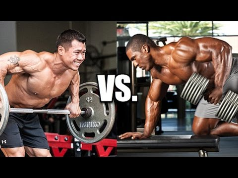 Barbell Row Vs. Dumbbell Row: Which Is Superior?