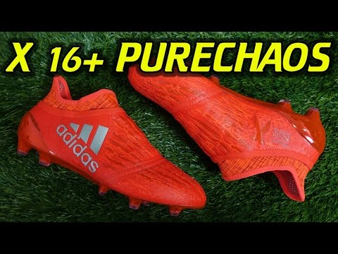42474cbbc Adidas X 16+ PureChaos (Speed of Light Pack) - Review + On Feet - YouTube
