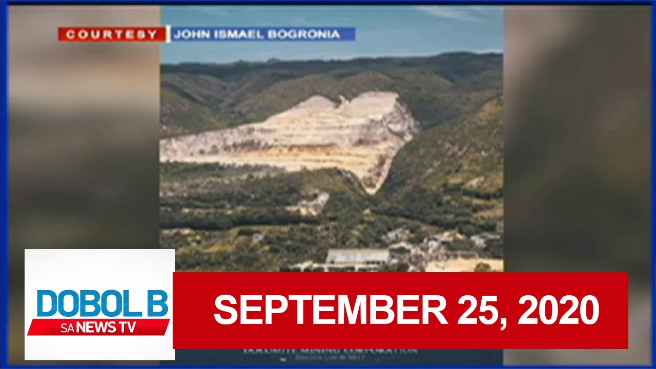 Dobol B Sa News TV Livestream | September 25, 2020 (Part 2) | Replay