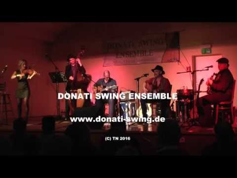 Donati Swing Ensemble - Februar 2016