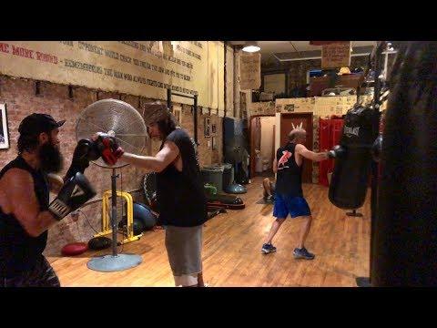 Early Morning Boxing Action at Trinity Boxing Gym [vlog]