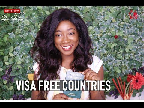 VISA FREE Countries For Ghanaians | #travelmadesimple | TRAVEL VLOG #15