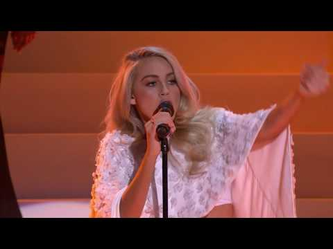 Tash Lockhart sings 'People Get Ready' | The Voice Australia 2016
